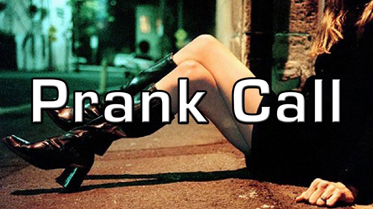 Escort Prank Call! - Foot Fetish