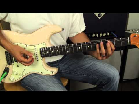80's heavy metal guitar lessons - Ratt - Lay it Down - hard rock guitar lessons