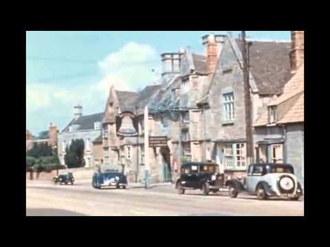 England, The Great North Road in 1939 [further enhanced]