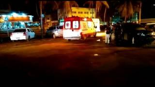 M�DICO MAURO ARANTES � BALEADO EM FRENTE DE CL�NICA E MORRE NO HOSPITAL