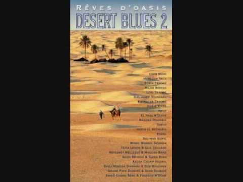 Rêves d-Oasis: Desert Blues2 -  Djeli Moussa Diawara & Bob Brozman, Almany
