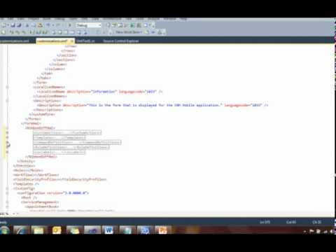 (MADHU)How Do I: Add Buttons to Form_Grid Ribbon_MS Dynamics CRM 2011