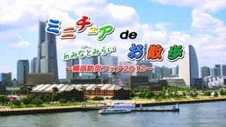 TIME LAPSE『Miniature de Osampo in Minatomirai』 with ARAX T/S Lens and PENTAX K-5 微速度撮影