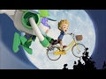Робокар Поли - Правила дорожного движения (серия 9) - Безопасная езда на велосипеде. Часть 1