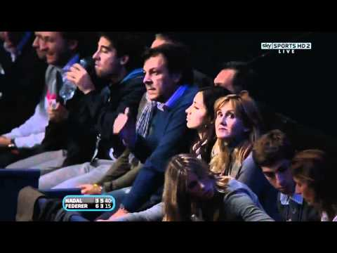 ATP WTF London 2010 Final Roger Federer vs Rafael Nadal Full Match HD -CRH6be92AP8