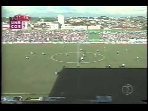 Paulistão 2001: União 3x4 Corinthians (31/03, em SBO)