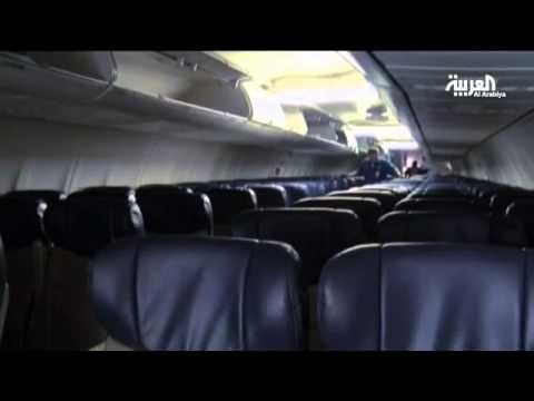 فيديو: شاهد تقرير..مريض واحد على متن طائرة قد ينقل العدوى لمعظم المسافرين