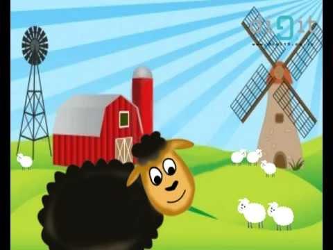 Baba Black Sheep - Nursery Rhymes - Kids Animation