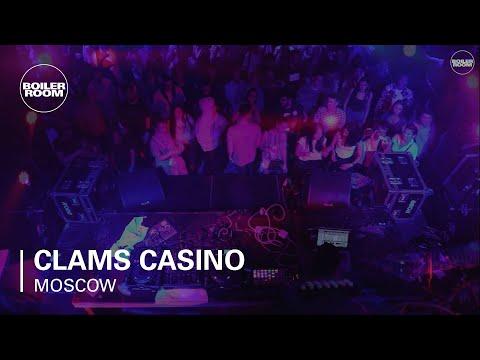 Clams casino dj set