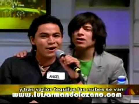 P1 Luis Armando en el show de Niurka