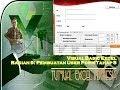Tutorial Excel Indonesia:Bagian 9: Pembuatan User Form Pada Macro Excel Tahap 5