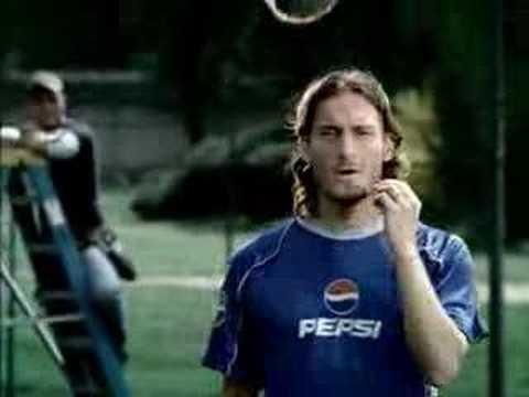 Pepsi Twist Commercial
