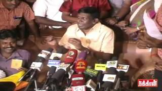 Watch Nadigar Sangam Election - Vadivelu press meet at Madurai Red Pix tv Kollywood News 09/Oct/2015 online