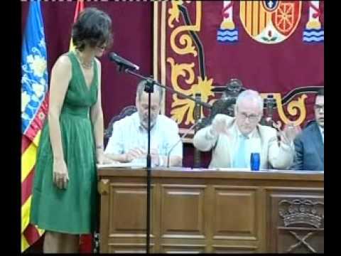 04 Pleno de constitución de la nueva Corporación de Almoradí  2011