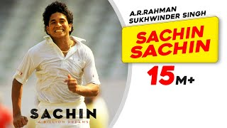 Sachin Sachin - Sachin A Billion Dreams