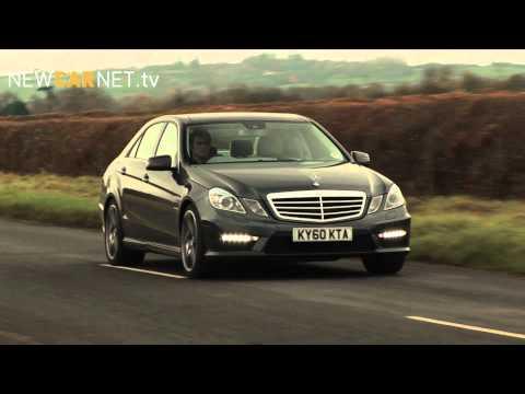 Mercedes-Benz E63 AMG : Car Review