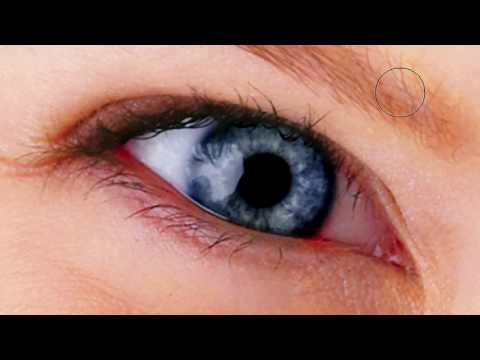 Photoshop CS4 Tutorial - Eyes that Pop [In-Depth]