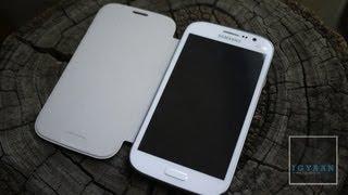 Vidéo : Test Samsung Galaxy Grand