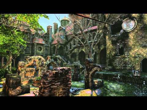 UNCHARTED 3: Drake's Deception - Chateau multiplayer map