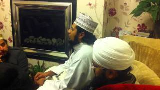 Sajid Qadri & Imam Khalid Nottingam 2012