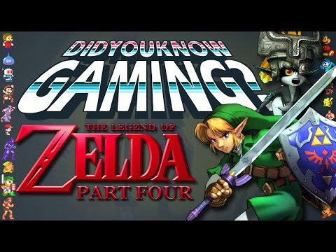 Zelda Part 4 - Did You Know Gaming? Feat. JonTron