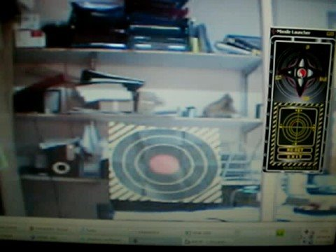 MSN Missile Launcher Web-kamera