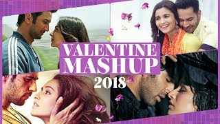 Valentine\'s Mashup 2018  KEDROCK & SD Style  Top Romantic Songs  Hindi Love Songs  T-Series