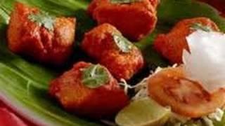 Fish Amritsari..