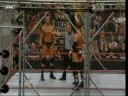 triple h vs randy orton steel cage for world title part1