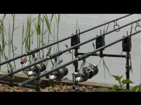 Carp Fishing Brasenose 1 Oxford Linear Fisheries With Bryan Jarrett