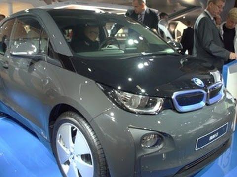 Car Tech - 2015 BMW i3 Review