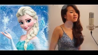 Disney's Frozen - Let it Go by Idina Menzel (Cover by Grace Lee)