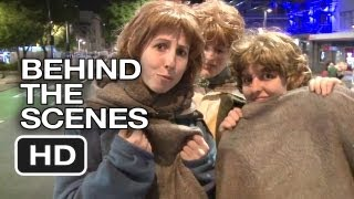The Hobbit - Production Video - Premiere (2012) Peter Jackson Movie HD