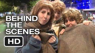 The Hobbit - Production Video - Premiere (2012) Peter Jackson Movie HD
