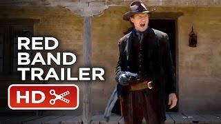 A Million Ways To Die In The West Official Red Band Trailer (2014) - Seth MacFarlane Movie HD