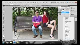 Adobe Photoshop CS5 Blending Tutorial
