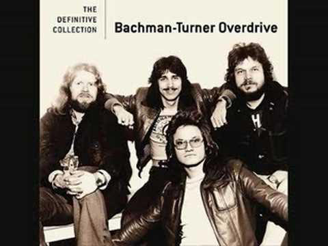 Bachman-Turner Overdrive - Shotgun Rider