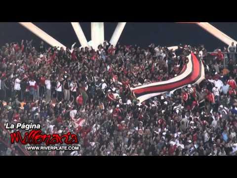 Llegan Los Borrachos del Tablón, en el Estadio Unico