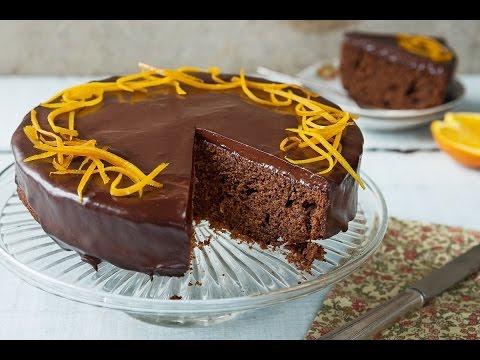 Chocolate Orange Cake by Odlums