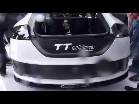 Audi TT ultra quattro concept am Wörthersee