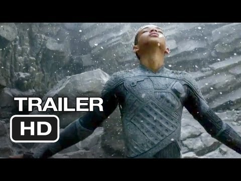 After Earth Official Trailer #1 (2013) - Will Smith Movie HD -CZIt20emgLY