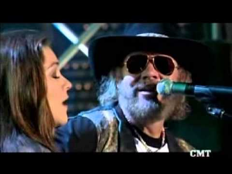 Concert video] Hank Williams Jr  and Gretchen Wilson   Outlaw Women (Live) NTSC 352x240 VCD