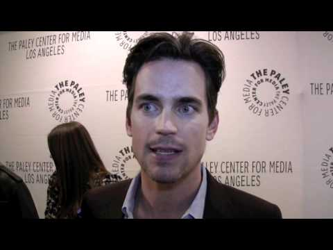 Matt Bomer of USA's 'White Collar' at PaleyFest2011