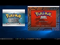 dolphin emulator 5.0-2510 | pokémon box: ruby and sapphire [1080p] | nintendo gamecube