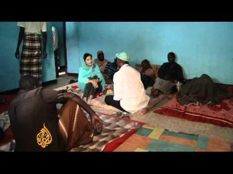Hope for war-traumatised Somalis