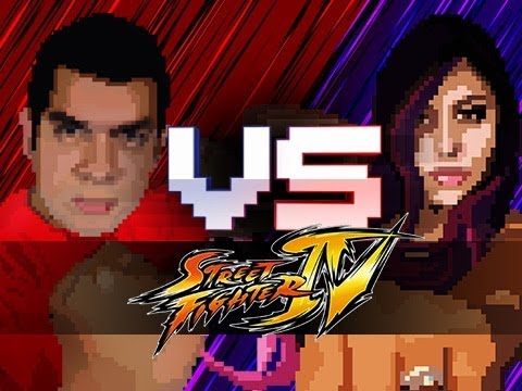 """GOOD GAME"" Husband Vs. Wife - Street Fighter"