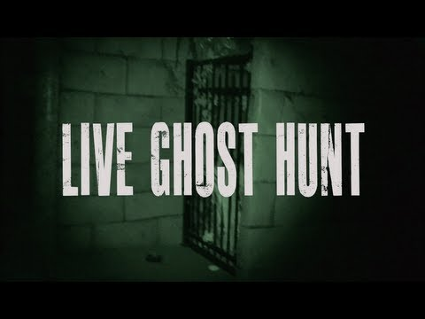 LIVE Ghost Hunt Most Haunted Amusement Park Part 2