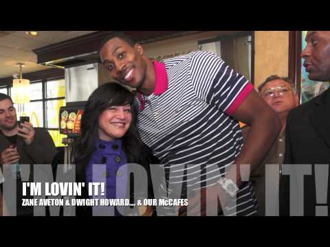 ZANEOLOGY TV: All-Star Weekend Hangout with Dwight Howard at McDonalds