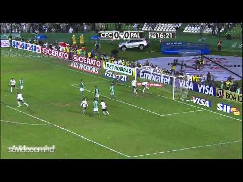 Melhores Momentos - Coritiba 1 x 1 Palmeiras - Copa do Brasil 2012 - 11/07/2012 - Globo HD