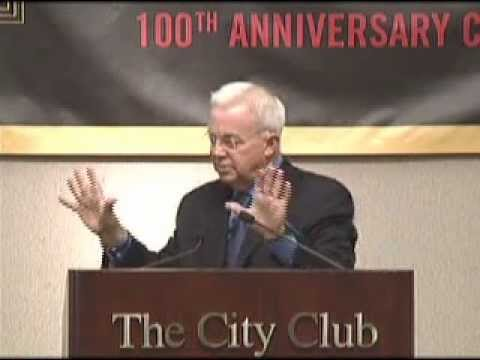 Jim Wallis, an author, theologian and commentator on ethics and public life, discusses the connection between faith and politics